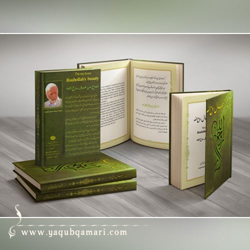 کتاب پرتوی از جمال روحالله